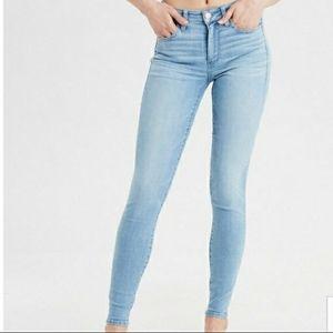 American Eagle Jeans Super Stretch Jeggings Skinny